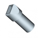 TOP POT BAGUETTE FOR 8 MM FITTING   -  1 UP TO 15 MM LENGHT