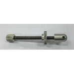SET OF LEVELING SCREWS WITH ROLLERS