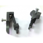 SPARE CLAMP WITH ADJUSTABLE SUPPORT (FOR SQUARE OF RECTANGULAR SHAPES) 1 UP TO 2,5 MM