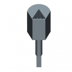 GIRDLEPOT TRIANGLE HOLE - 1 UP TO 5 MM