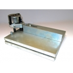 SLIDING PLATE WITH MOTOR  ON TOP - (TANG SUPPORT AND PIN)